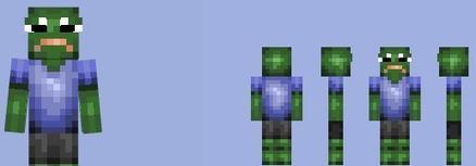 Pepe The Frog Skin Minecraft Mods Download
