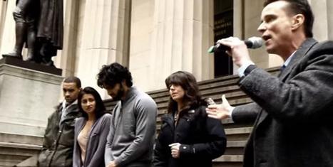 Une ventes aux enchères d'êtres humains a été organisée à Wall Street | Tendances publicitaires et marketing | Scoop.it