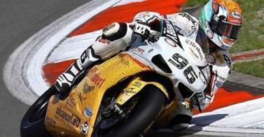 Smrz tops second qualifying | Doninton SBK | Eurosport.com | Ductalk Ducati News | Scoop.it