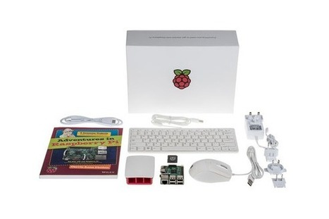 Raspberry Pi launches official starter kit to celebrate 10 million sales | Digital Collaboration and the 21st C. | Scoop.it