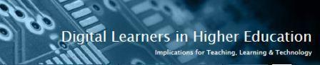 Digital Learners in Higher Education   Teaching in the XXI Century   Scoop.it
