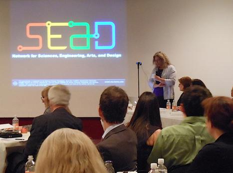 NSF-NEA SEAD Conference Proceedings | Art & Science | Scoop.it
