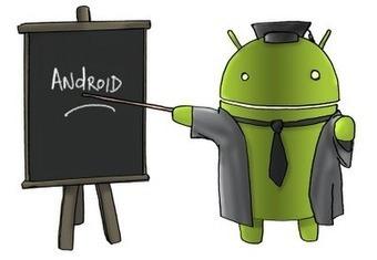 Android en el aula como soporte didáctico y escolar: Un mundo de posibilidades « El Android Libre | Las Tabletas en Educación | Scoop.it