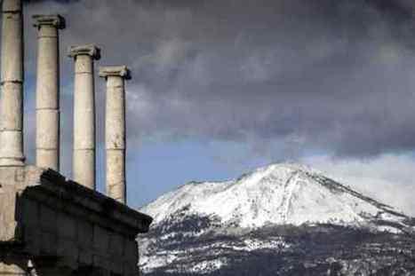 Sneeuw en vorst tot in Zuid-Italië | La Gazzetta Di Lella - News From Italy - Italiaans Nieuws | Scoop.it