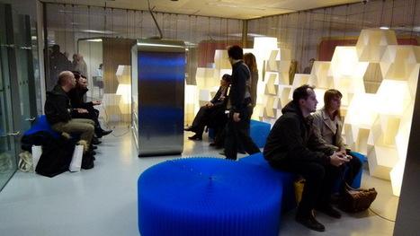 L'espace jeux vidéo de la Gaîté Lyrique | Le numérique en bib | Scoop.it