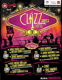 CLAZZ CONTINENTAL LATIN JAZZ FESTIVAL 2012   Festivales de jazz (España)   Scoop.it
