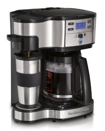 Technivorm moccamaster 59691 kb 741 ao 10 cup 1 hamilton beach single serve coffee brewer and full pot coffee maker 2 way 49980a fandeluxe Image collections