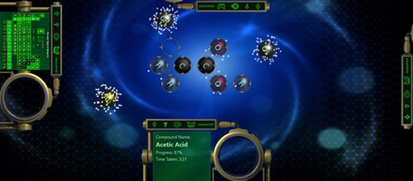App Watch: nSquared Chemistry | Using Apps and Social Media in Education | Scoop.it
