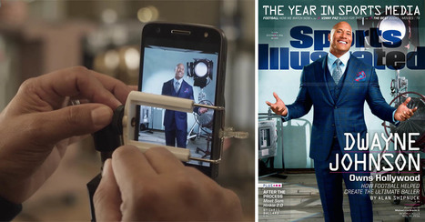 This is the First Sports Illustrated Cover Shot with a Smartphone | iPhoneography attempts and journalism | Scoop.it