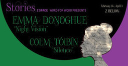 Word for Word Launches 2016 Today with Emma Donoghue and Colm Toibin   The Irish Literary Times   Scoop.it