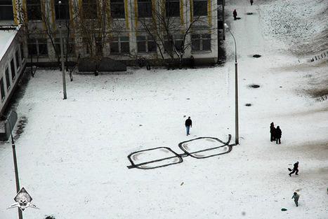 Street Art by 183art | Zeutch | Photographie B&W | Scoop.it