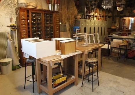 Mission : personnalisez vos meubles avec l'Etablisienne sur Decovery | corinne chatelain | Scoop.it