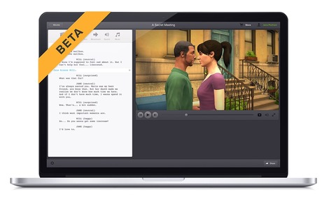 Movie-making for everyone | Plotagon | Education Technology | Scoop.it