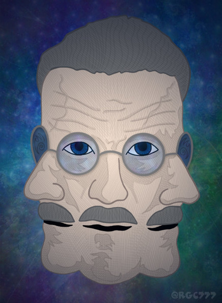 James Joyce — Modern Psychonaut - disinformation | Pahndeepah Perceptions | Scoop.it
