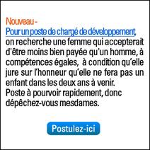 Parité : les entreprises françaises au-dessus des lois - Fédération des femmes administrateurs - la parité pour un management différent | egalité femmes hommes, parité, mixité, innovation sociale | Scoop.it