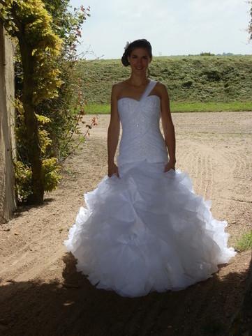 Robe de mariee d'occasion lyon