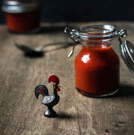 Homemade Sriracha | The Euphoria of Capsaicin | Scoop.it