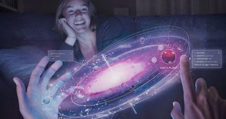 Get Ready for Magic Leap: New Patent Brings VR Device One Step Closer to Reality | Jaguar Films | Scoop.it