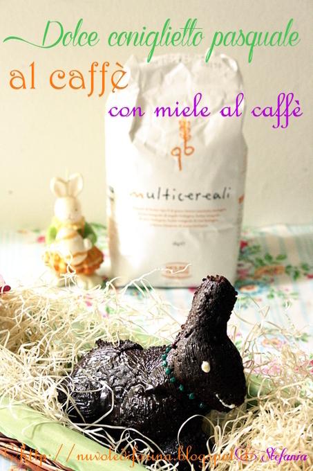 Dolce coniglietto pasquale al caffè con miele al caffè | FOOD BLOG | Scoop.it