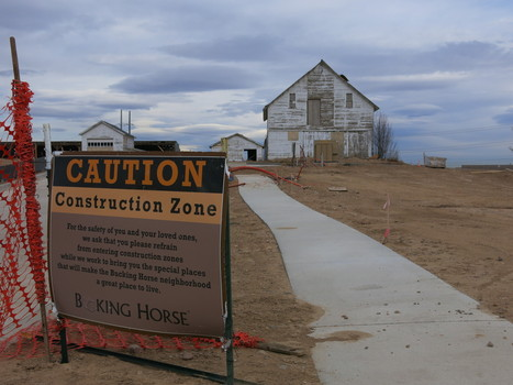 Forget Golf Courses: Subdivisions Draw Residents With Farms | Suburban Land Trusts | Scoop.it