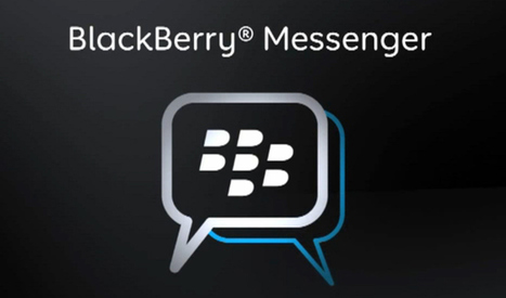 Blackberry BBM per iOS | ToxNetLab's Blog | Scoop.it