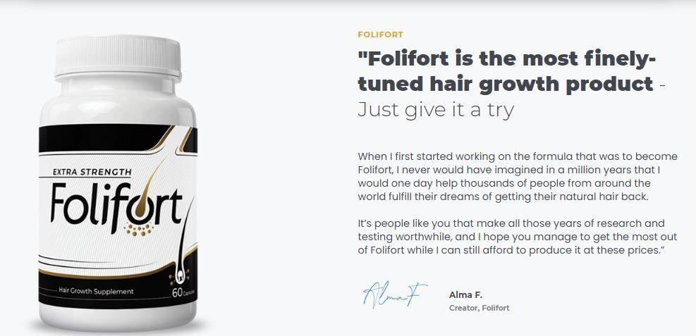 Folifort Extra Strength   Scoop.it