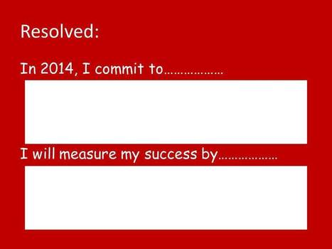 Five Ways to Power up for 2014! – Committed to mentoring excellence | Mentoring for Leadership Development | Scoop.it