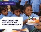 Open Educational Resources in the Commonwealth 2016 | Opening up education | Scoop.it