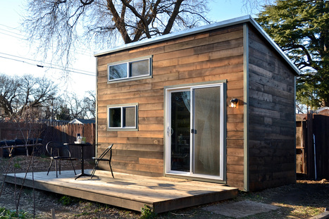 Cabin Fever: Are Tiny Houses The New American Dream? | Sustainability: Permaculture, Organic Gardening & Farming, Homesteading, Tools & Implements | Scoop.it