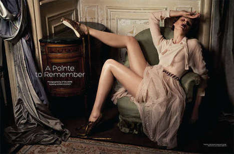 Disheveled Ballet Editorials | Arte y Fotografía | Scoop.it