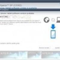 Xperia SP C5302/C5303 12 0 A 2 254 firmware upd