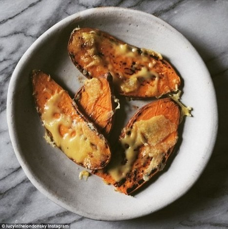 Why sweet potato toast is the new breakfast trend to know about  | Kickin' Kickers | Scoop.it
