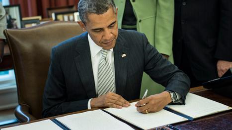 Obama signs 'Monsanto Protection Act' written by Monsanto-sponsored senator — RT USA   Women Success   Scoop.it