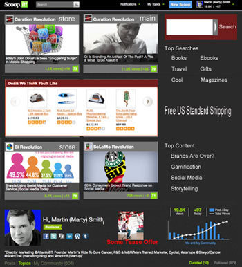 Internet Marketing Secrets - Taxonomy, SEO and Scoopit | Content Marketing & Content Curation Tools For Brands | Scoop.it