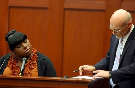 George Zimmerman Trial Update: Is Rachel Jeantel A Bad Witness? [VIDEO] - International Business Times | Geographical Alarm Clock | Scoop.it