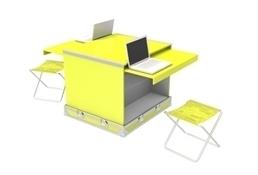 Ideasbox, le design au service de la médiation en situation d'urgence!   ABCDaire : architecture, bibliothèque, culture, design   Scoop.it