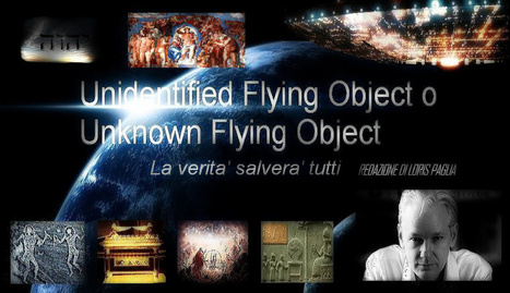 Unidentified Flying Object o Unknown Flying Object: Prove dell ... | Forensic and hacking | Scoop.it