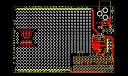 Raspberry Pi Prototype board files | Raspberry Pi | Scoop.it
