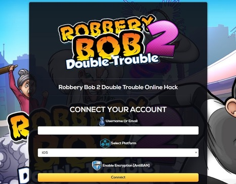 Robbery Bob 2 Double Trouble Hack And Cheats Fo