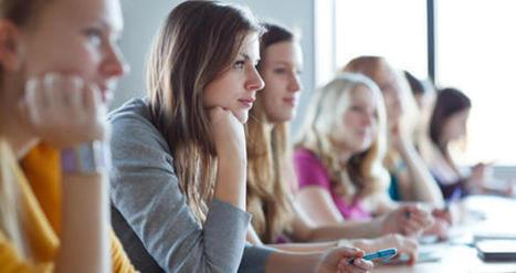 [Femme Digitale]Les femmes encore sous-représentées dans le domaine des TIC | Actu Web, Réseaux sociaux et e-marketing | Scoop.it