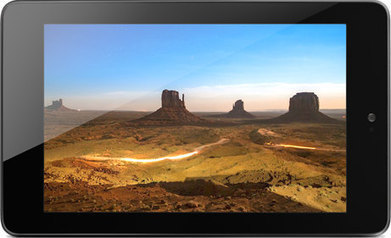 Google Nexus 7 Android 4.1 Tablet Features Nvidia Tegra 3 Processor | Embedded Systems News | Scoop.it