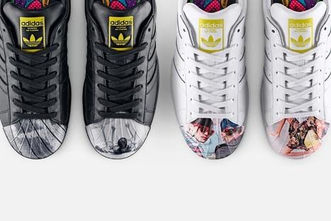 f4c1bac80c Pharrell Williams & adidas Originals reviennent avec la nouvelle collection