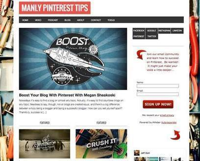 Pinterest Marketing: How to Succeed on Pinterest | Pinterest for Business | Scoop.it