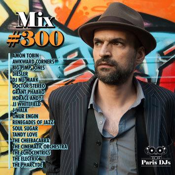 Paris DJs Mix #300 - Unreleased & Rare Tracks !! - Paris DJs   Veille Sorties Musicales   Scoop.it