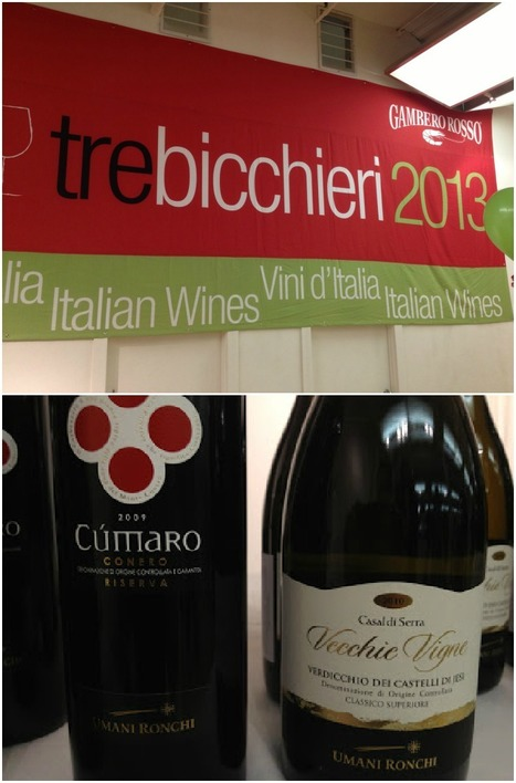 Le Marche Wines with Gambero Rosso-Tre Bicchieri in NewYork | As You Want Dishes | Scoop.it