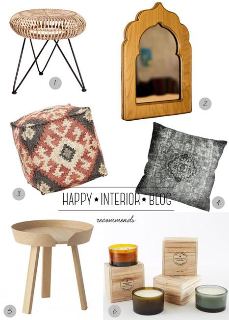 Happy Interior Blog: Happy Interior Blog Recommends...   Interior Design & Decoration   Scoop.it