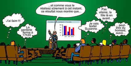 Leblanc-bec : les durs défis des amphis | La didactique au collégial | Scoop.it