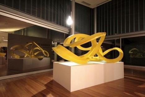 Volatile 1 Sculpture by KORBAN/FLAUBERT » CONTEMPORIST | Art Works | Scoop.it