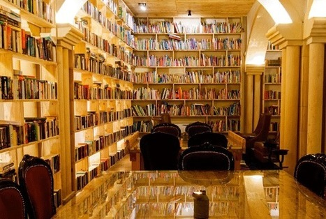 The Literary Man Hotel in Portugal Is Home to 45,000 Books | Lingua Greca Translations | Scoop.it