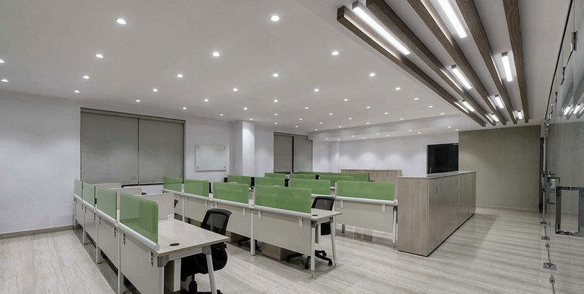 Top Corporate Office Interior Designers In Delh